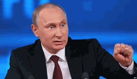 Путин опять всех переиграл, вслед за ценами на нефть вниз пополз и рейтинг президента РФ