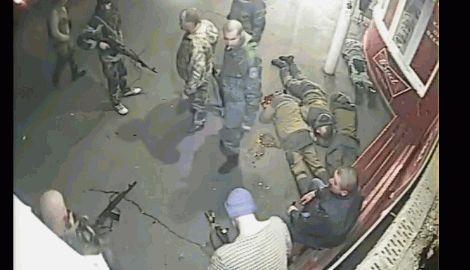Зверские избиения на улицах Донецка 18+