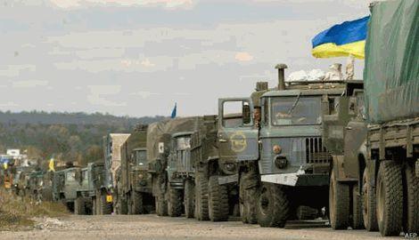 Пресс-центр АТО: За минувшие сутки потерь среди военнослужащих ВСУ нет