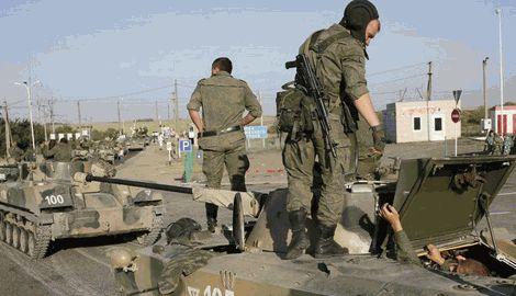 Оккупационные войска РФ, под видом армии ДНР, готовят широкомасштабное наступление?