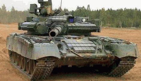 ВСУ захватили танк, который находится на вооружении в РФ