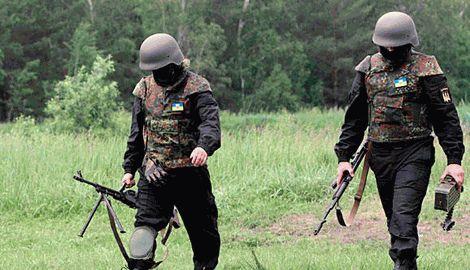 Бойцы Донбасса пройдут 30-ти дневную тренировку по американской программе