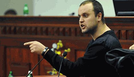 Павел Губарев поддерживает инициативу мира на Донбассе, и не может простить Олега Ляшко