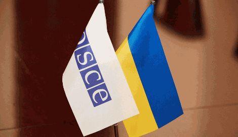 В Киев прибудет 35 послов стран-членов ОБСЕ, для обсуждения решения проблемы на Донбассе