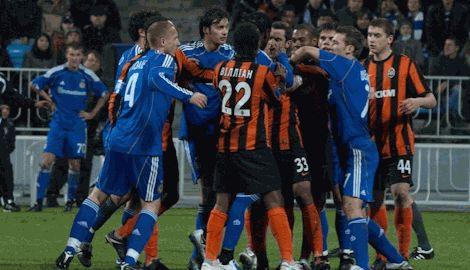 Букмекеры не верят в победу Динамо в матче против Шахтера