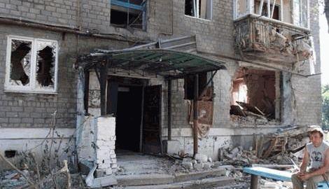 По факту уничтожения жилого дома, против боевиков «ДНР» открыто уголовное производство