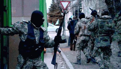 Донецк вернулся в СССР времен Сталина с доносами и постоянными арестами