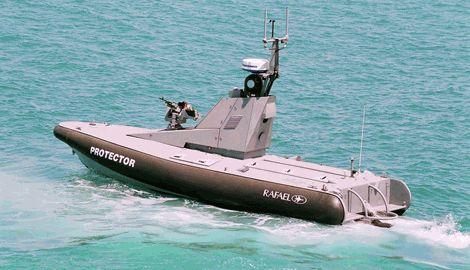 В ближайшем будущем акваторию вод США будут патрулировать работы