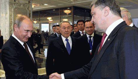 Уже на следующей неделе в Вене может состоятся встреча Петра Порошенко и Владимира Путина