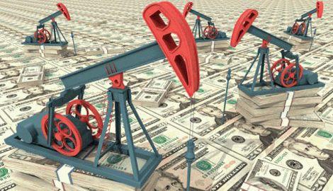 Цены на нефть упали, преодолев отметку в 90 долларов за баррель
