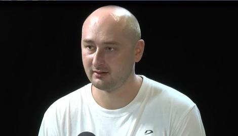 Аркадий Бабченко: Ну не повезло мальчонке Мише с войной