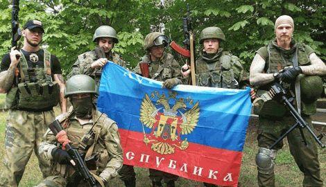 В «ЛНР» призывают США и Великобританию создать союз для противодействия Украине
