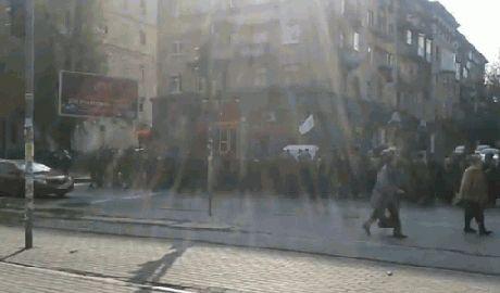 Под Киевом взбунтовались бойцы Нацгвардии, вся милиция поднята по тревоге