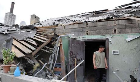 Кабмин Украины утвердил список населенных пунктов, на территории которых проводилась антитеррористическая операция