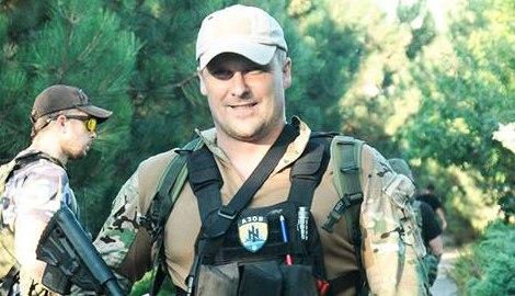 Начальником милиции в Киевской области стал замкомполка «Азова»