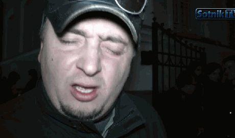 Наемники из России провели акцию с требованием «высшей меры» для Савченко и «вернуть все взад» ВИДЕО