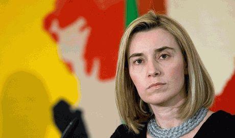 Новый верховный представитель ЕС считает, что санкции против России были недостаточными