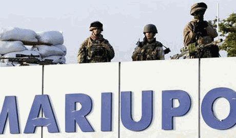 Боевики подтягивают «свежие» силы к Мариуполю и наращивают «огневую мощь»