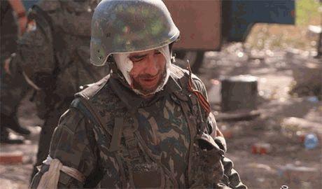 Очередная атака на Донецкий аэропорт закончилась кровавой бойней для боевиков
