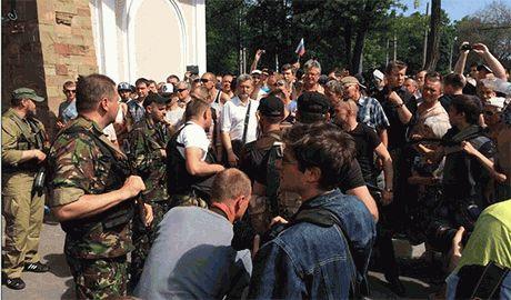 Донецк на грани бунта – боевики могут получить второй фронт
