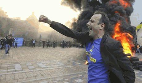 Сможет ли Соболев люстрировать главу СБУ Наливайченка?