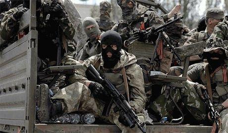 Пророссийские террористы массово бегут на территорию РФ