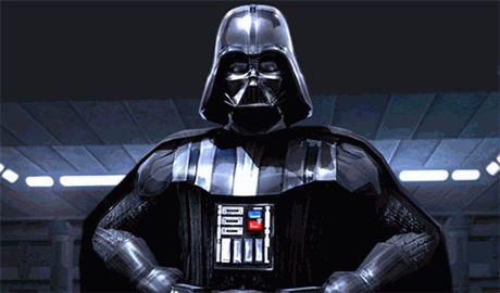 """Путь на избирательный участок """"темному повелителю"""" интернет-партии Дарту Вейдеру, преградили вполне реальные бойцы Нацгвардии"""