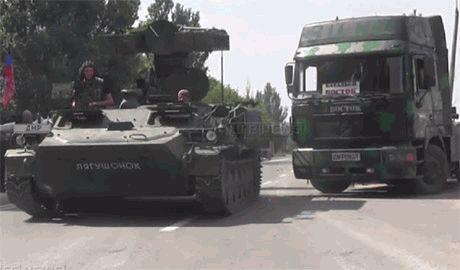 Боевики готовятся к решающему штурму — район Донецкого аэропорта оцеплен танками и артиллерией террористов