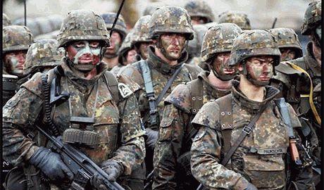 """Больше нас не застанут врасплох! – представитель НАТО о планах создания в 2015 году в Германии """"временного корпуса сил быстрого реагирования"""""""