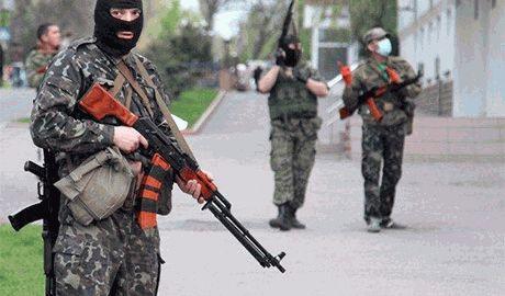 """Молодогвардейские боевики объявили набор в «армию» ЛНР предлагая всем желающим """"мужскую работу"""""""