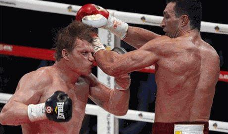 Российский боксер-супертяж Александр Поветкин бредит реваншем и все еще мечтает побить Кличко