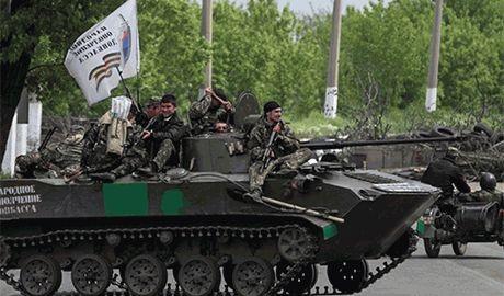 Боевики активно готовятся к масштабному наступлению и рассчитывают на поддержку России