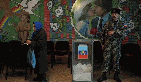 """Оптимисты из ЛНР уверяют, что на их """"парламентские выборы"""" приедут наблюдатели из 52 стран мира!"""