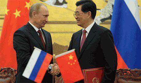 У Путина проблемы только начинаются. В Китае уже открыто поговаривают о будущем разделе России