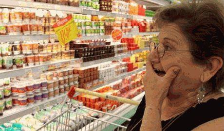 """В оккупированном Крыму очередной скачек цен на продукты – фрукты стали почти """"золотыми""""!"""