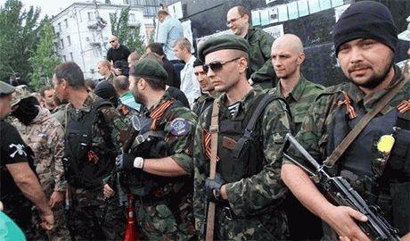 """Батальон террористов """"Оплот"""" практически уничтожен! Потеряно более 40% личного состава, много дезертиров"""