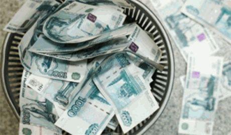 И нефть дешевеет, и рубль падает. Лепота!