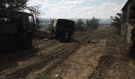 Позорное бегство генерала Литвина из-под Иловайска, привело к катастрофе! — комбат «Днепр-1»