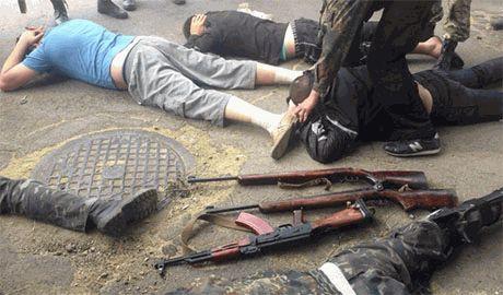 Украинские силовики поймали «заместителя начальника штаба обороны ДНР»