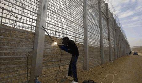 """Для строительства """"Стены"""" на границе с Россией привлекут беженцев с Донбасса"""