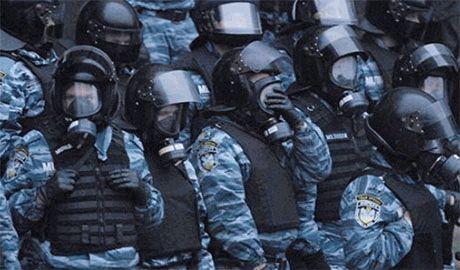Бывший «беркутовец» стал «министром обороны» ЛНР