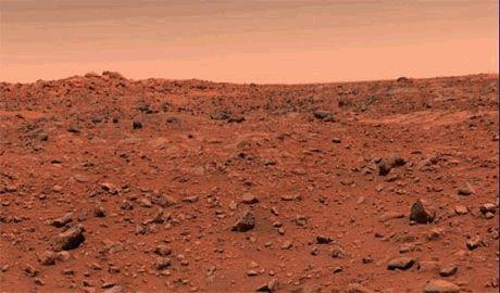 В NASA предлагают всем желающим отправить свои имена на Марс