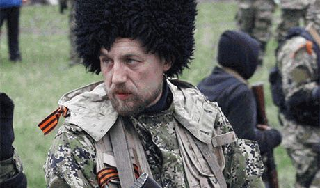 """В Антраците """"казачки"""" Козицына рекрутируют танкистов"""