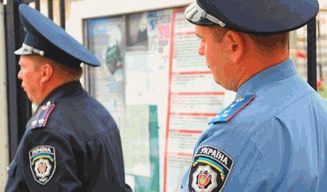 За измену присяге в Донецкой и Луганской областях уволены 17 тысяч милиционеров
