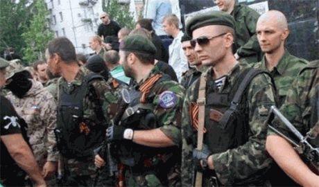 Террористы пытались форсировать реку Кальмус, военные дали отпор – СНБО