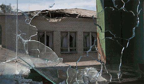 Обстреливая Донецк ракетами средней дальности с территории РФ, оккупанты пытаются обвинить в этом украинских силовиков