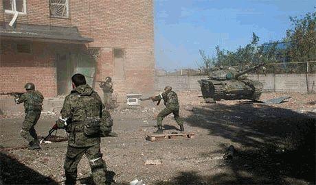 Боевики не желают выполнять приказы командования и массово отказываются штурмовать Донецкий аэропорт