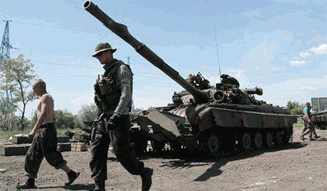 Украинские силовики ответили огнем на провокации боевиков в Кировске и Чернухино