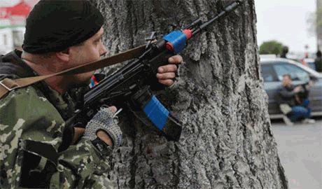 Боевики снова начали активно атаковать донецкий аэропорт