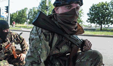 Боевики ДНР готовы прекратить огонь и отвести свои отряды только при единственном условии